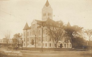 RP; NEVADA , Missouri , 1913 ;  Court House