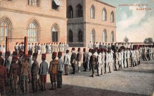Sudan Khartoum, Khartum, Gordon College Boys