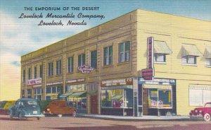 Lovelock Mercantile Company Lovelock Nevada