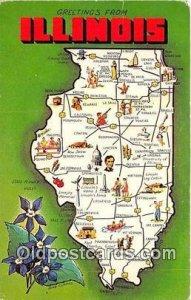 Illinois USA Unused