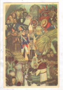 The Reform, Baptism of the Indians, Palace Nacional de Mexico, 00-10s