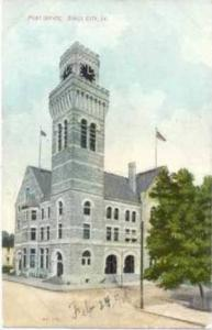 Post Office, Sioux City, Iowa, 00-10s