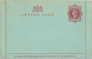 Entier Postal Stationery Postal Britain Great Britain 1p for Franfurt