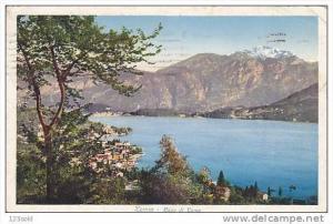 Panorama, Lenno, Lago Di COMO (Lombardy), Italy, 1910-1920s