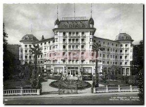Postcard Modern Lago Maggiore - Stresa Regina Palace Hotel