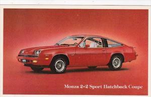 1979 Chevrolet Monza 2 + 2 Sport Hatchback Coupe