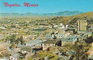 Mexico Nogales Aerial View