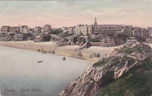 South Sands, Tenby, Wales, UK, 1900-1910s
