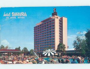 Pre-1980 SAHARA CASINO HOTEL Las Vegas Nevada NV H0715
