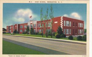 High School Morganton North Carolina