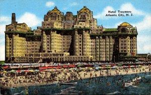 New Jersey Atlantic City Hotel Traymore