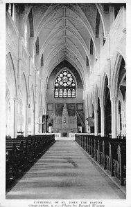 Cathedral of St. John the Baptist Charleston, South Carolina