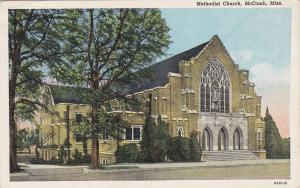 Methodist Church , McComb , Mississippi , 30-40s