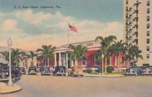 Florida Lakeland U S Post Office