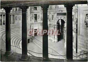 Postcard Modern Vicenza Teatro Olimpico (Palladio)