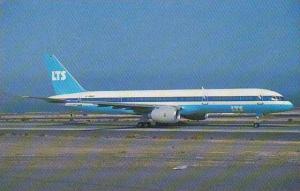 LTS BOEING 757-2G5 D-AMUR (CARIO COCCO)