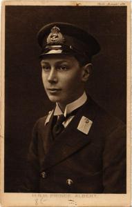 CPA H. R. H. Prince Albert MILITAIRE (731082)