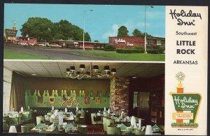 Arkansas LITTLE ROCK Holiday Inn Southwest 8001 New Benton Highway 1950s-1970s