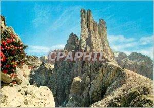 Postcard Modern Torri del Vaiolet m 2818 Dolomites