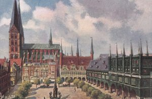 LUEBECK , Germany, 1900-10s ; Markt ; TUCK 7080
