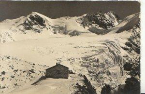 Switzerland Postcard - Refuge Cracuit - Bieshorn u. Weisshorn - Ref TZ7914