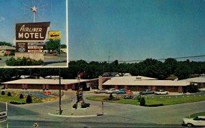 Kansas Salina The Airliner Motel