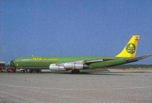 TMA OF LEBANON BOEING 707-327C