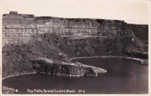 RP, Dry Falls, Grand Coulee, Washington, 1910-20s