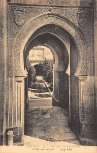 Spain Cordoba Cordoue La Cathedrale Porte du Pardon