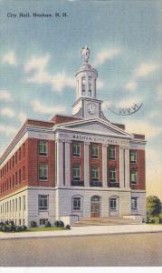 City Hall, NASHUA, New Hampshire, PU-1947