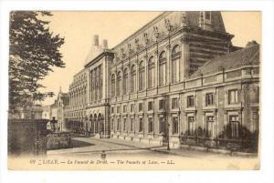 LILLE, France, 00-10s La Faculte de Droit