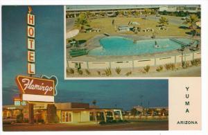 4003  AZ  Yuma  Flamingo Hotel