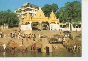 Postal 027892 : Scindia Ghat, India