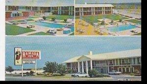 Texas Big Spring The Ramada Inn