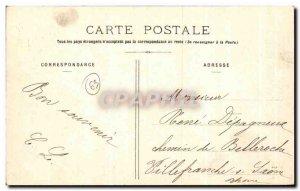 Old Postcard Tarare Viaduct Vue Generale