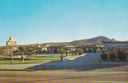 Circle J R Motel Pool Phoenix Arizona