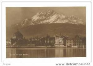 RP Luzern mit dem Pilatus,00-10s