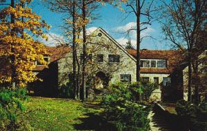Gaither Hall Administration Building of Montreat College Montreat North Carolina