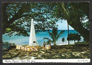 Guam, Umatac Bay - Magellan Monument - [FG-201]