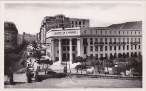 RP: ORAN , Algeria , 10-30s : La Banque de l'Algerie