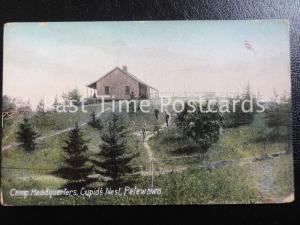 Vintage Pc - Camp Headquarters, Cupid's Nest, Petewawa, Canada