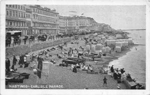 BR57931 hastings carlisle parade  uk