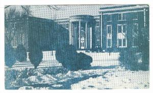 Exterior,Brittain Hall,Oklahoma Baptist University, Shawnee, Oklahoma, 40-60s