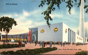 New York World's Fair 1939 The Hall Of Metals 1939