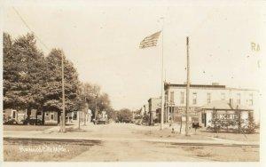 RP: HOWARD CITY , Michigan , 1940 ; Street