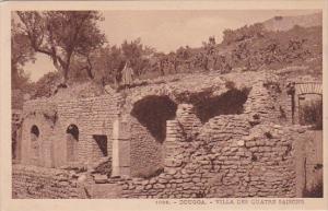 Tunisia Dougga Villa des Quatre Saisons