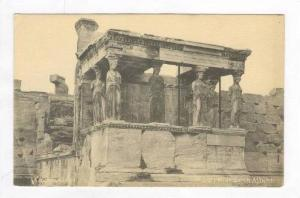 Caryatide Porch,Athens,Greece 1900-10s