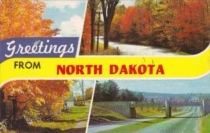 Greetings From North Dakota 1965