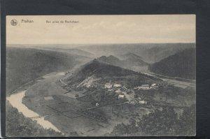 Belgium Postcard - Frahan - Vue Prise De Rochehaut   T9179