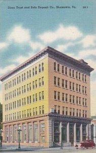 Pennsylvania Shamokin Dime Trust & Safe Deposit Company Bank